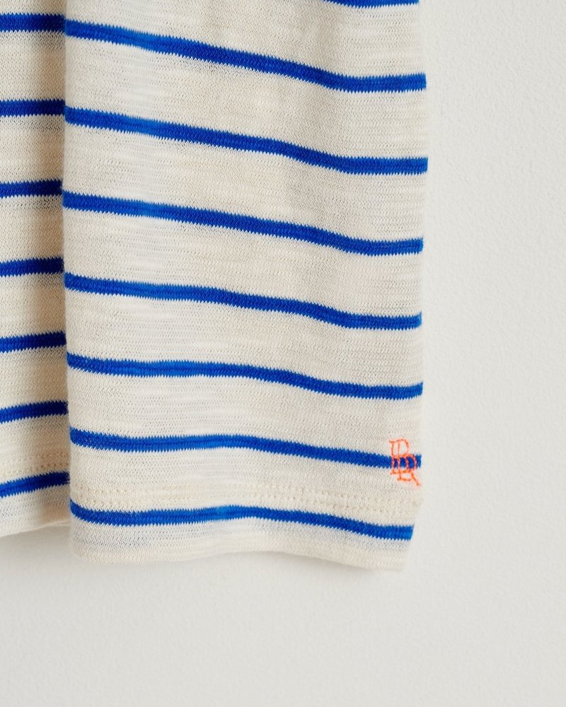 Bellerose T-shirt Amal Stripe A