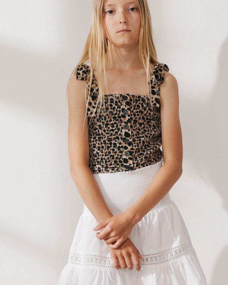 Little Remix Designers Eliza Top Camouflage
