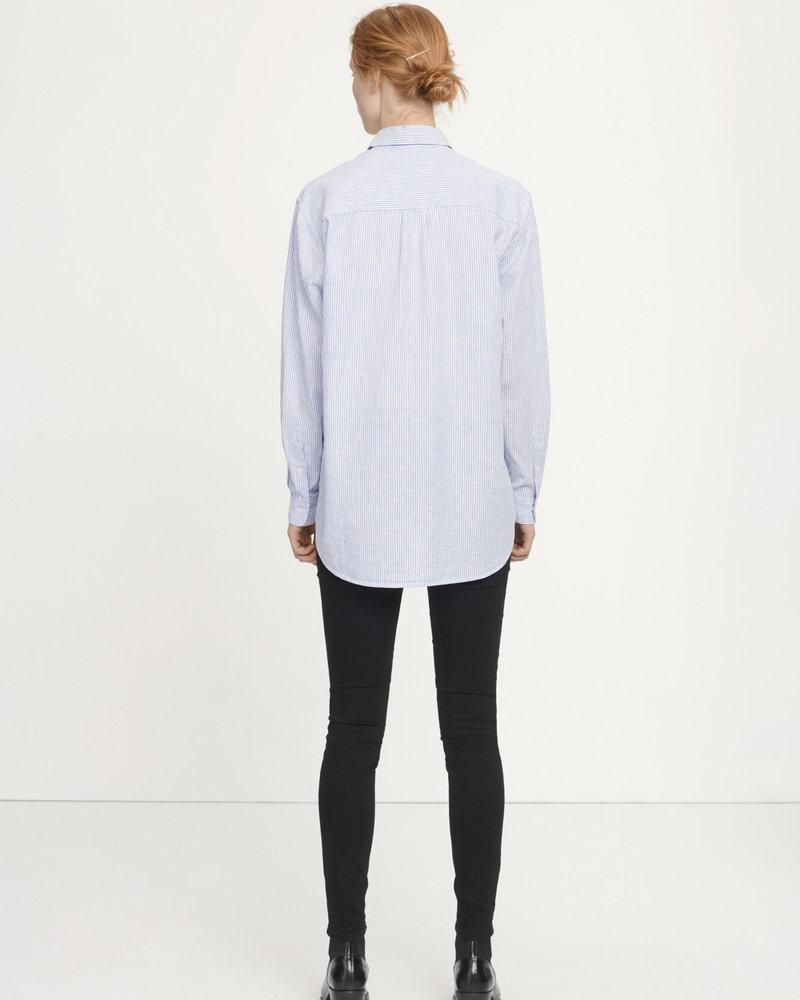 Overhemd Caico White Stripe