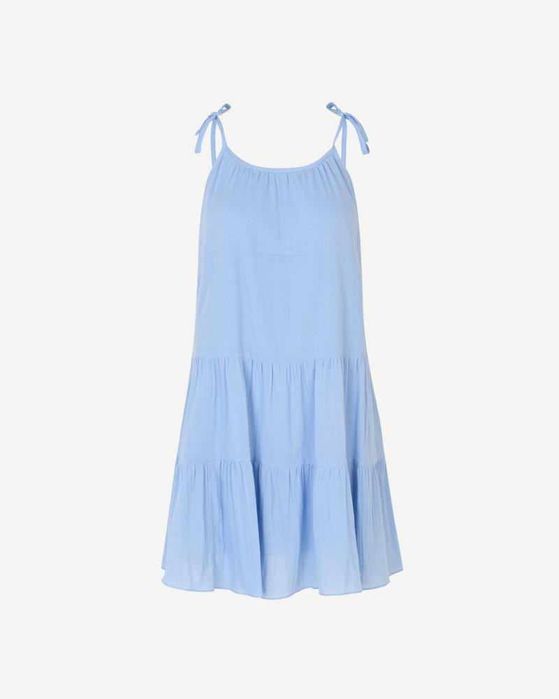 Sarah Dress Brunnera Blue