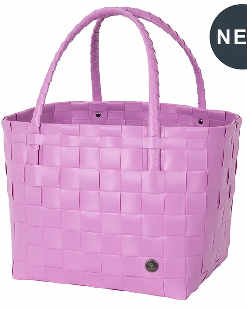 Handed By Paris Shopper Orchid pink