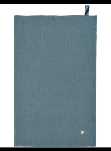 La cerise sur le gâteau Tea Towel Marcel Sardine