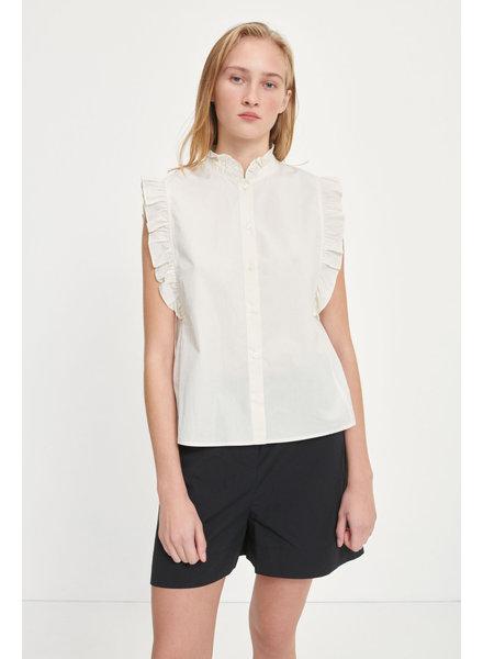 Marthy Shirt Top Antique White