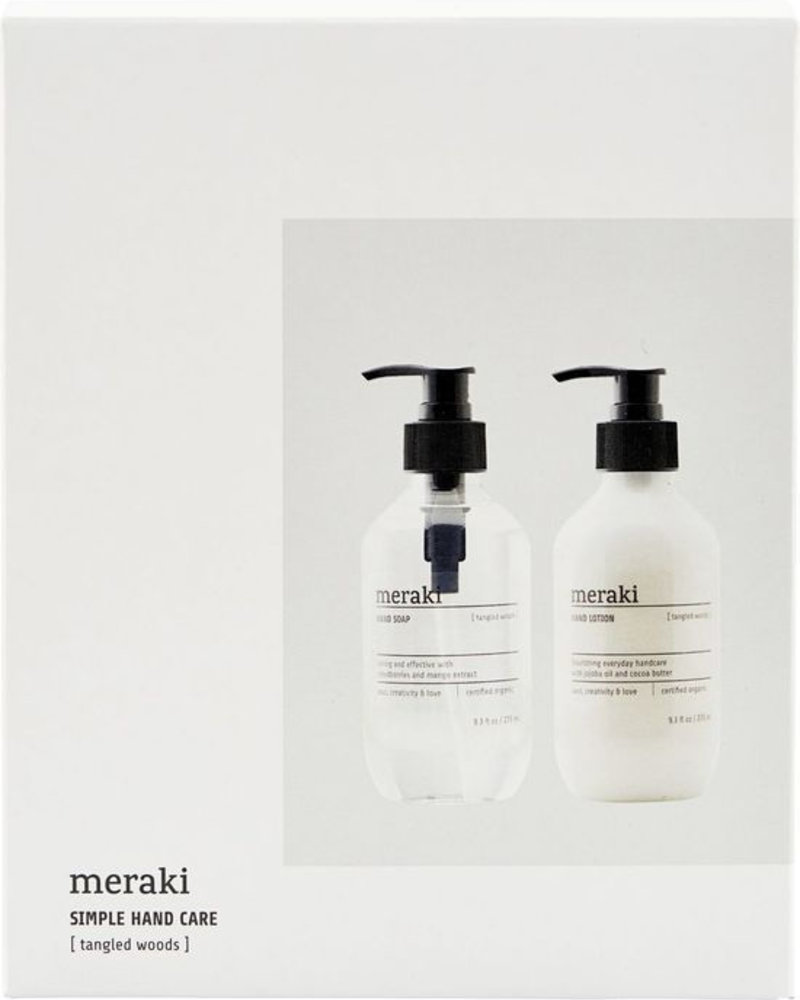 Meraki Giftbox Handlotion & Handsoap