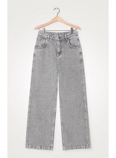 American Vintage Tizanie 5 poches Le Big Droit
