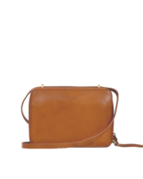 O My Bag Bee's Box Bag Cognac