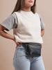 O My Bag Beck's Bumbag Croco Leather