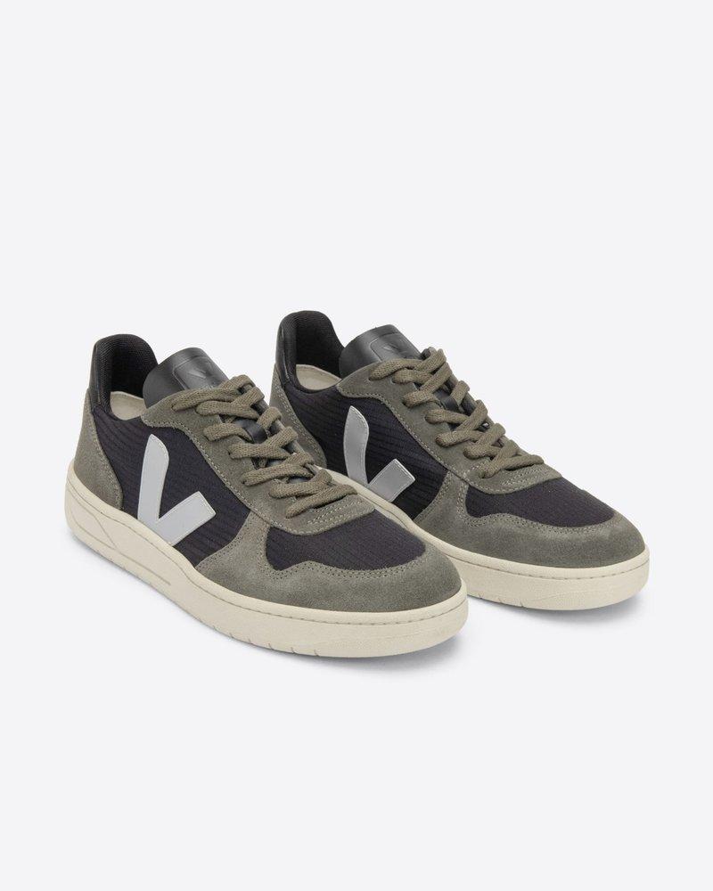 Veja Man V10 Ripstop Black/Oxford Grey/Mud
