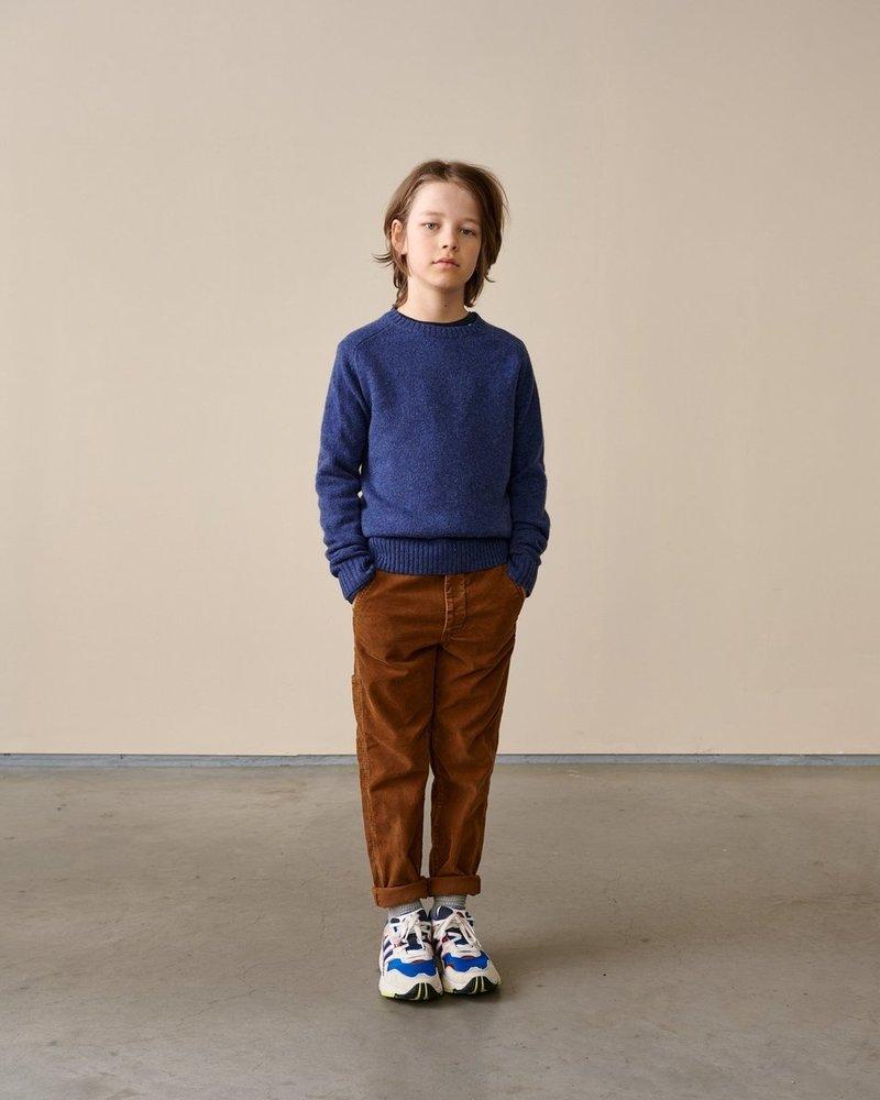Bellerose Knitwear Gadia Blue Jeans