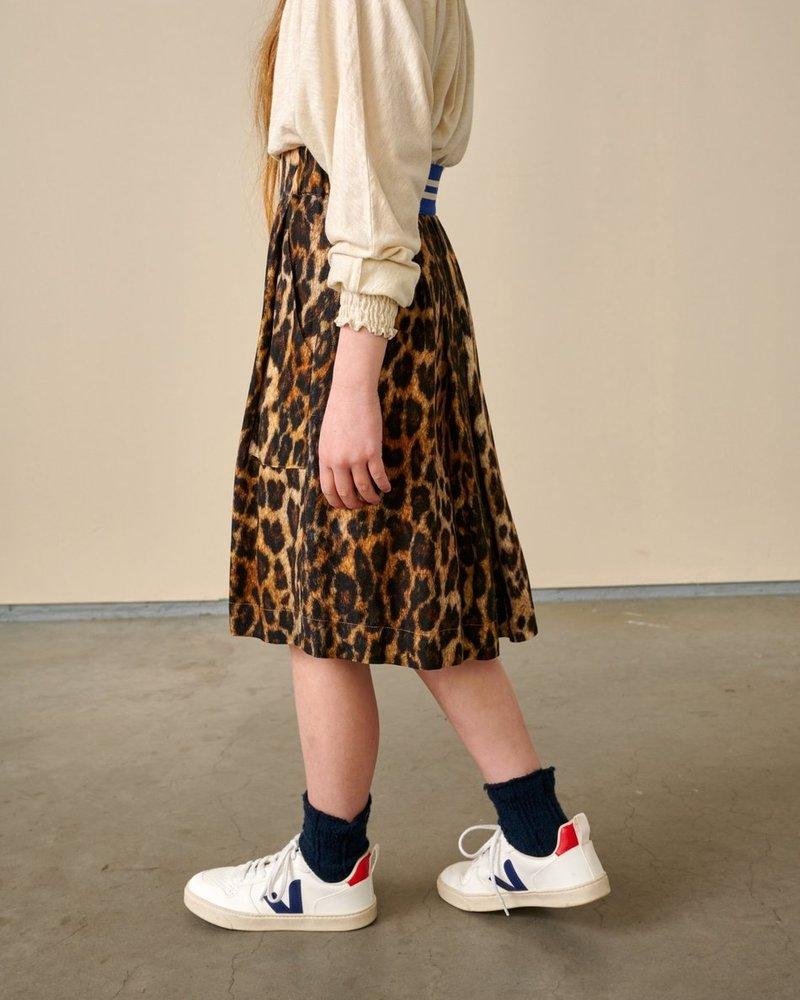 Bellerose Skirt Amici Stripe A