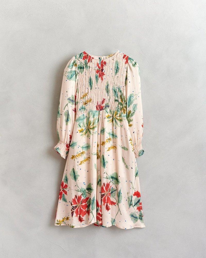 Bellerose Dress Peach Display A