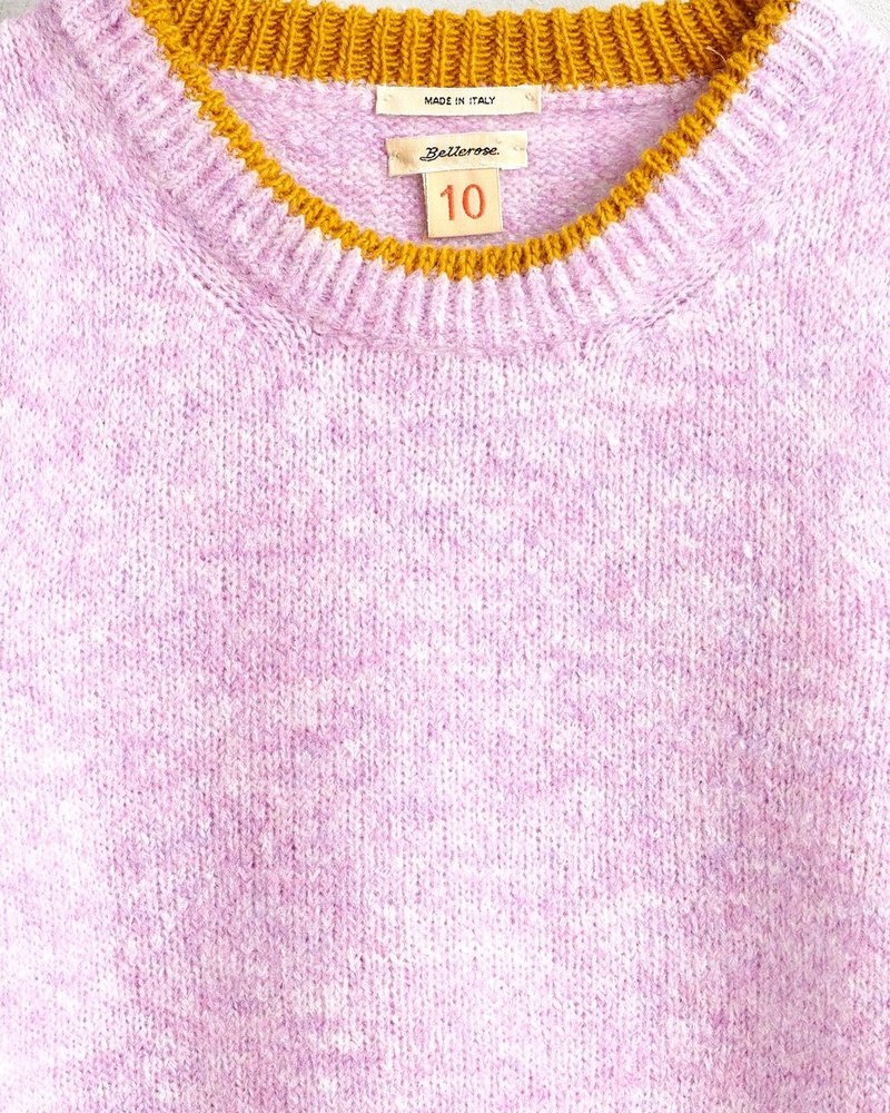 Bellerose Knitwear Nial Lilas