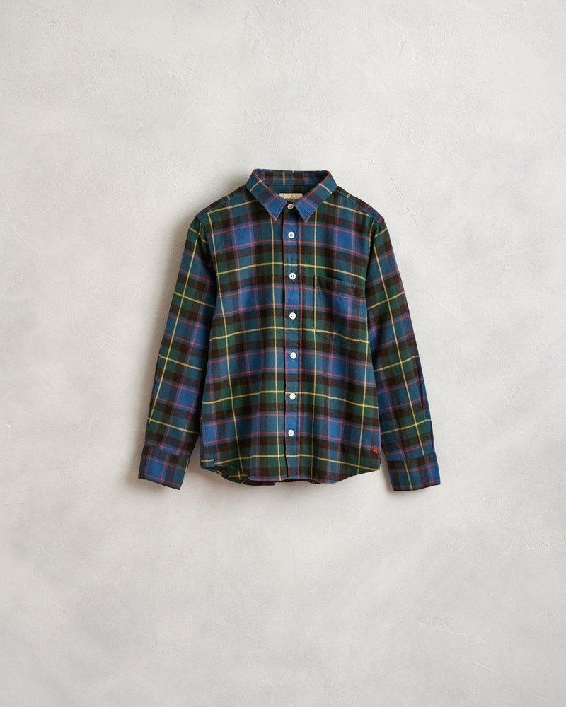 Bellerose Shirt Gaspar12 CheckM