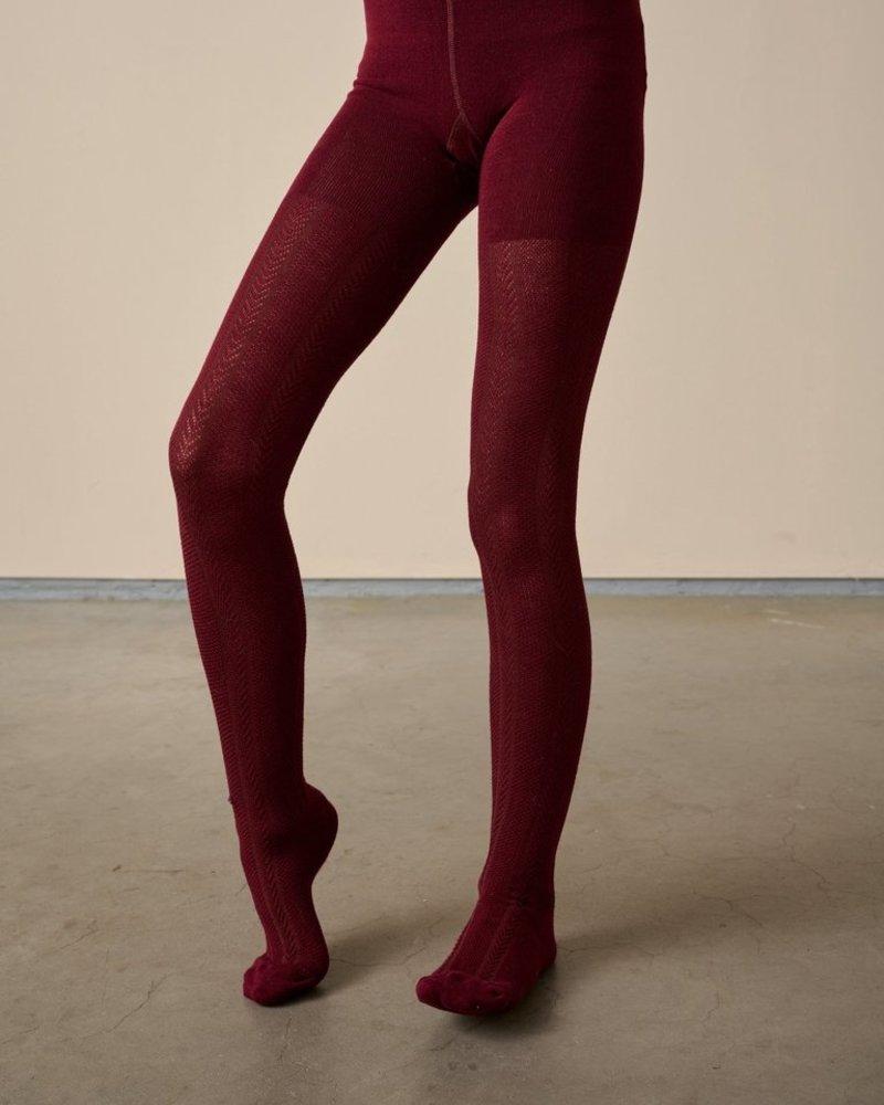 Bellerose Socks Vamboo Bordeaux