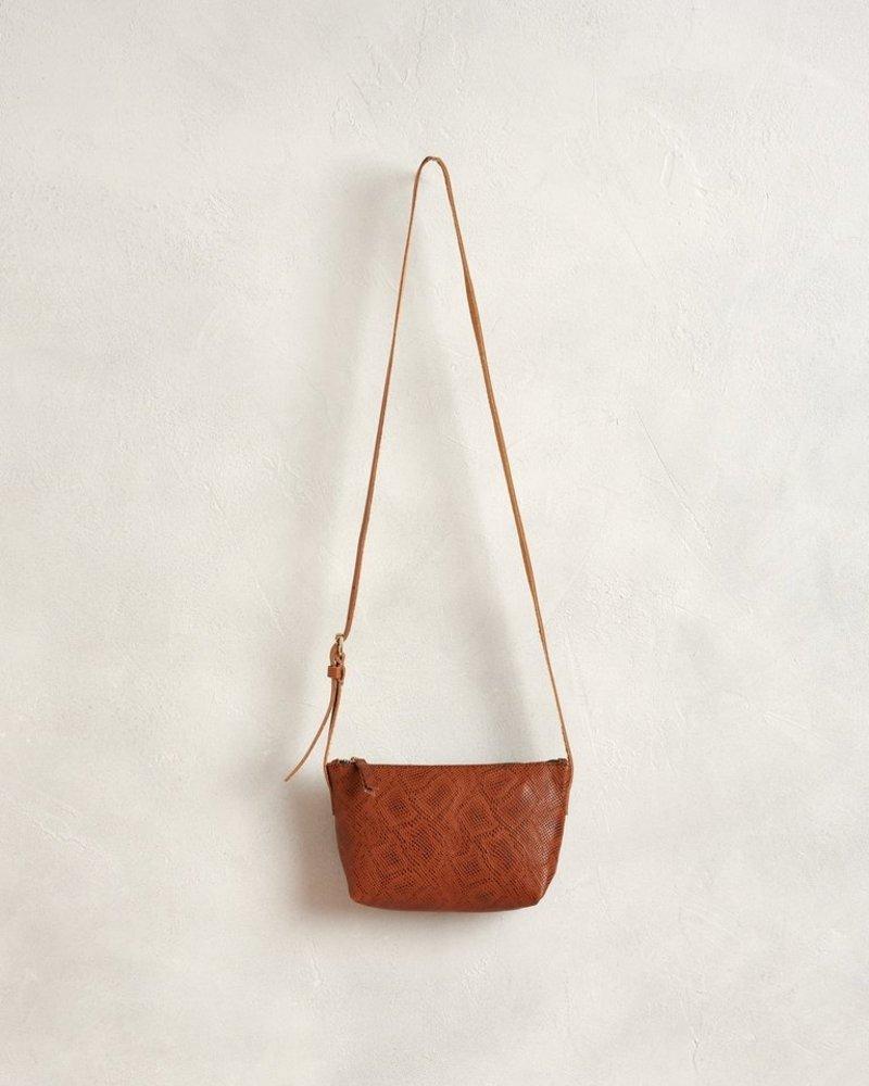 Bellerose Bags Carry12 Cognac