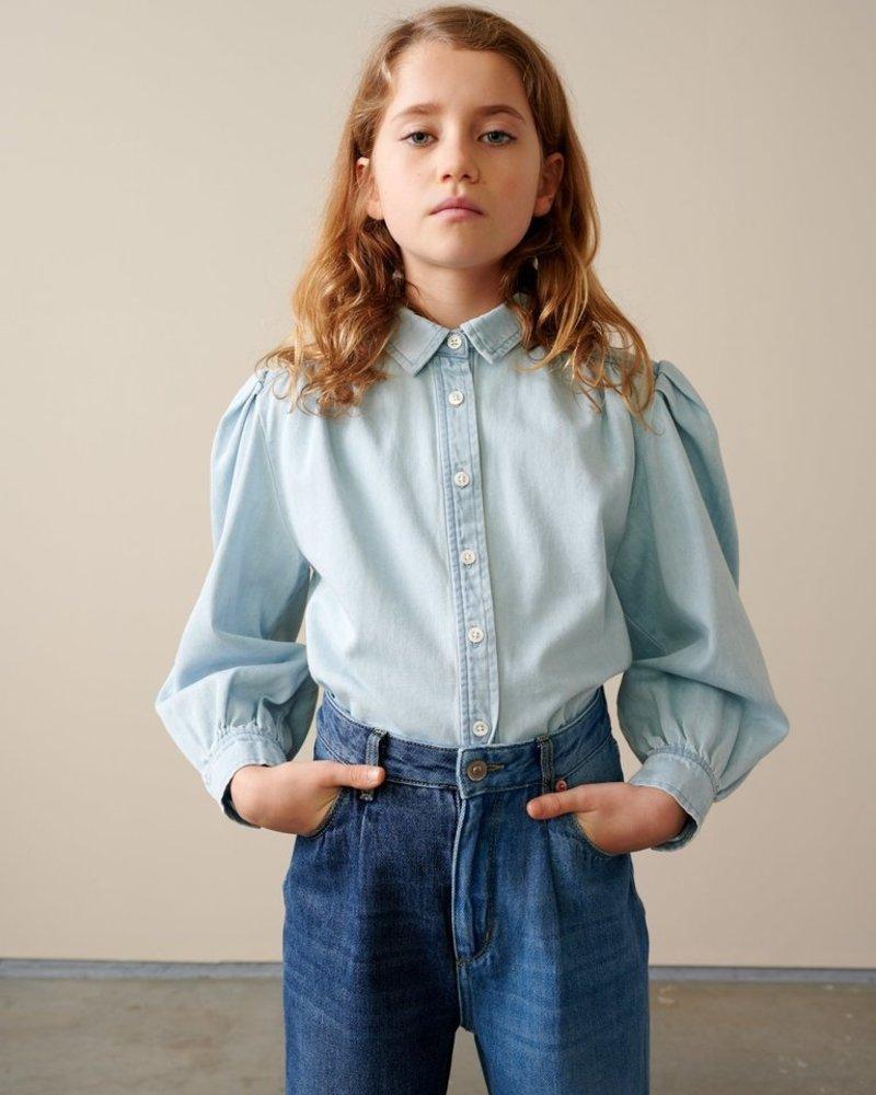 Bellerose Shirt Avatar Blue Bleach
