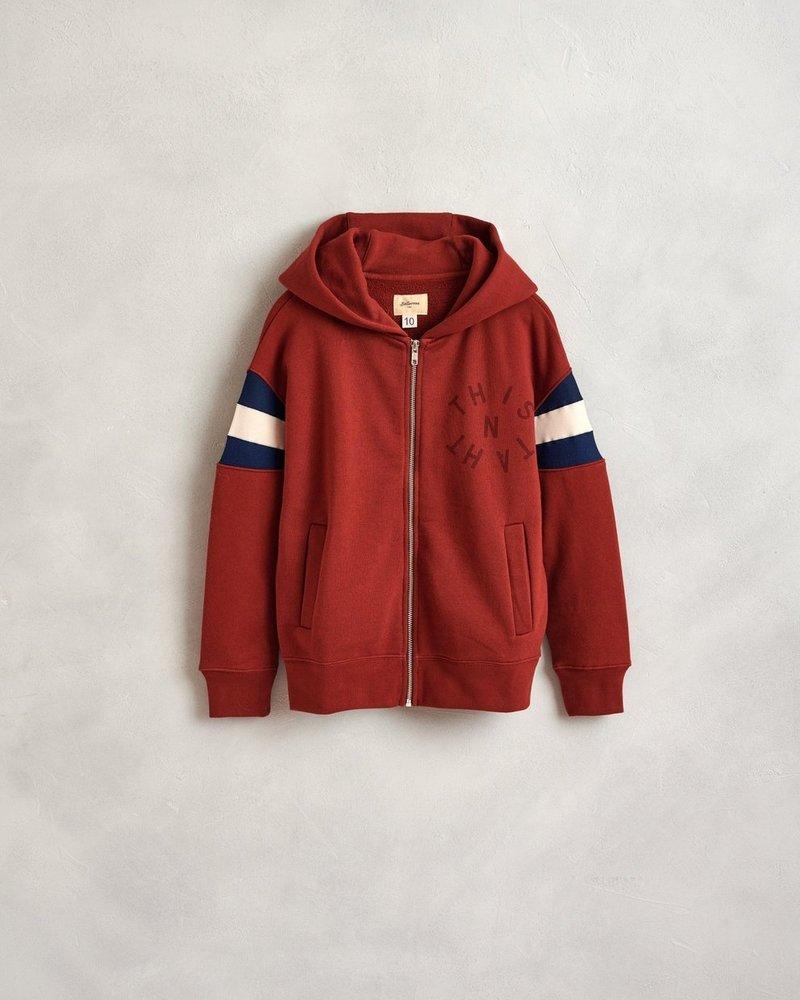 Bellerose Sweatshirt Franc Redwood