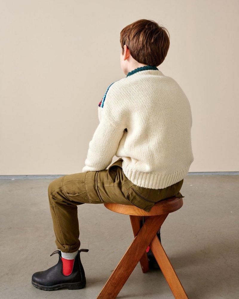 Bellerose Knitwear Antoy Natural