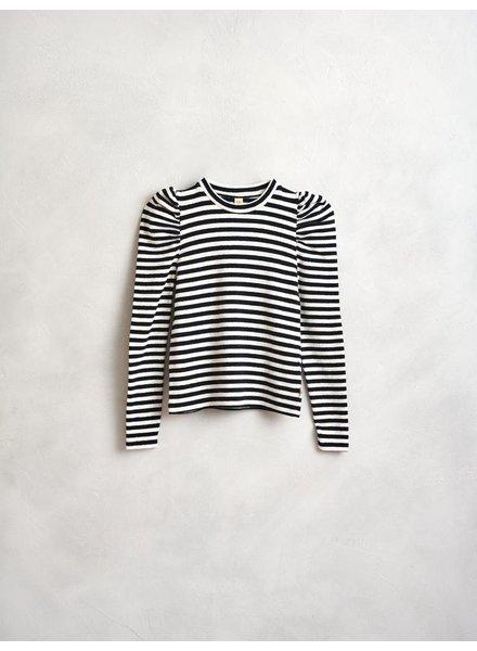 Bellerose T-shirt Vabra Stripe A