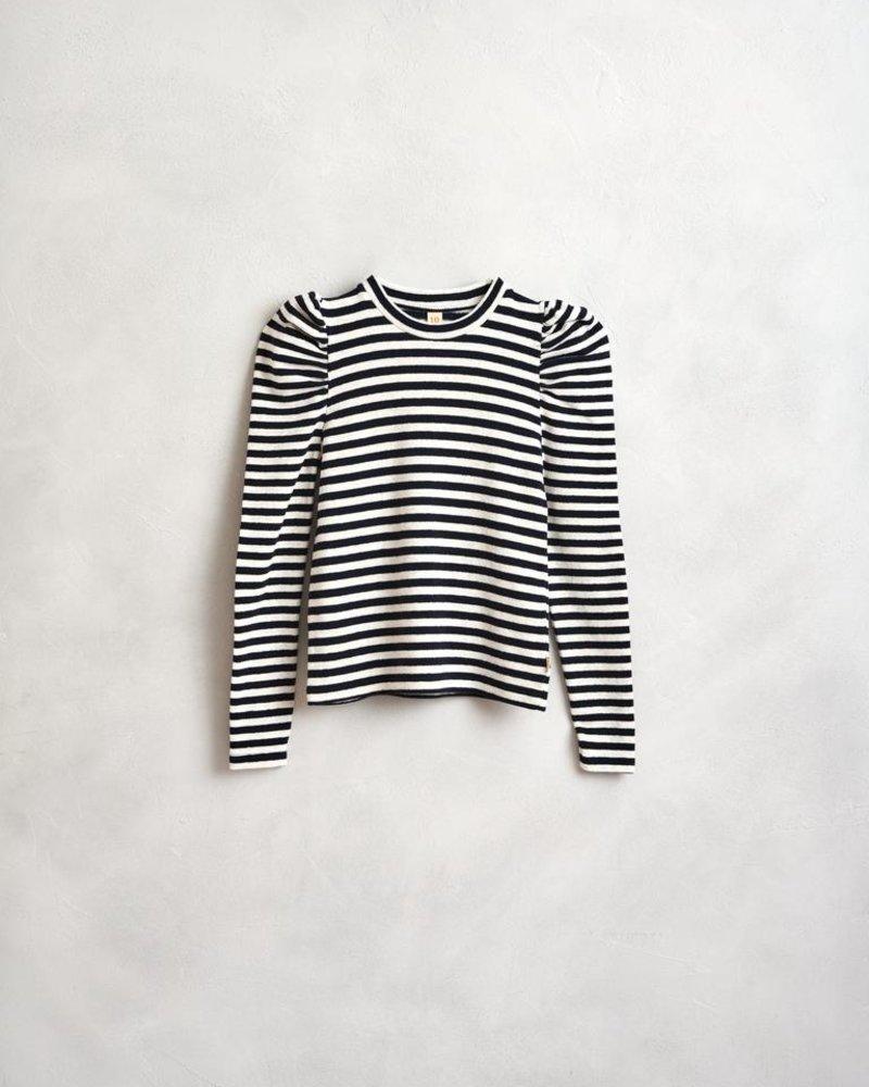 Bellerose Bellerose W21 BK212331 T-shirt Vabra Stripe A