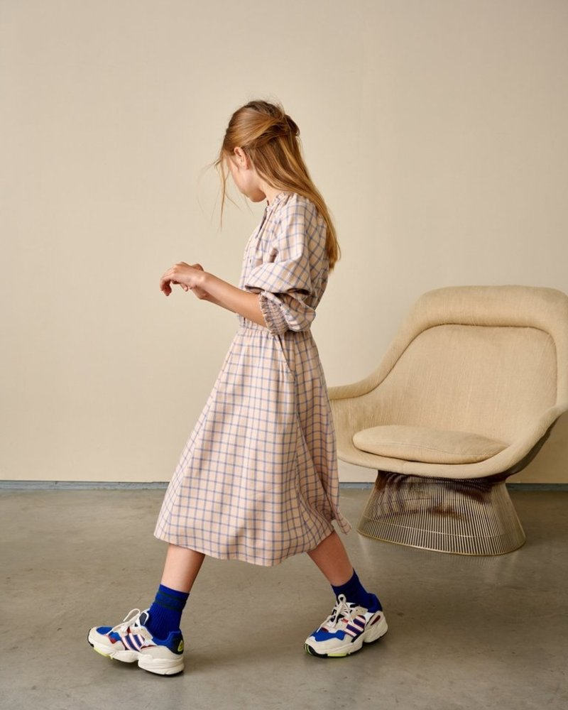 Bellerose Dress Imagine Check D
