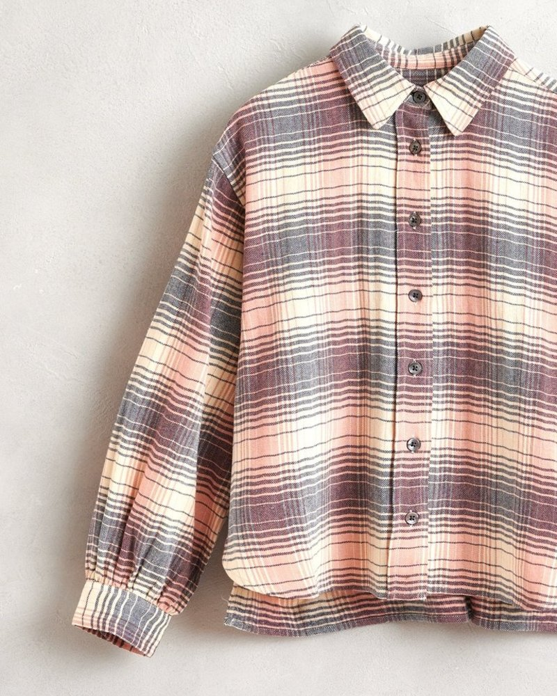 Bellerose Shirt Ironie12 Check A