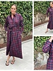 Current Antwerp Dress Georges Pink Check