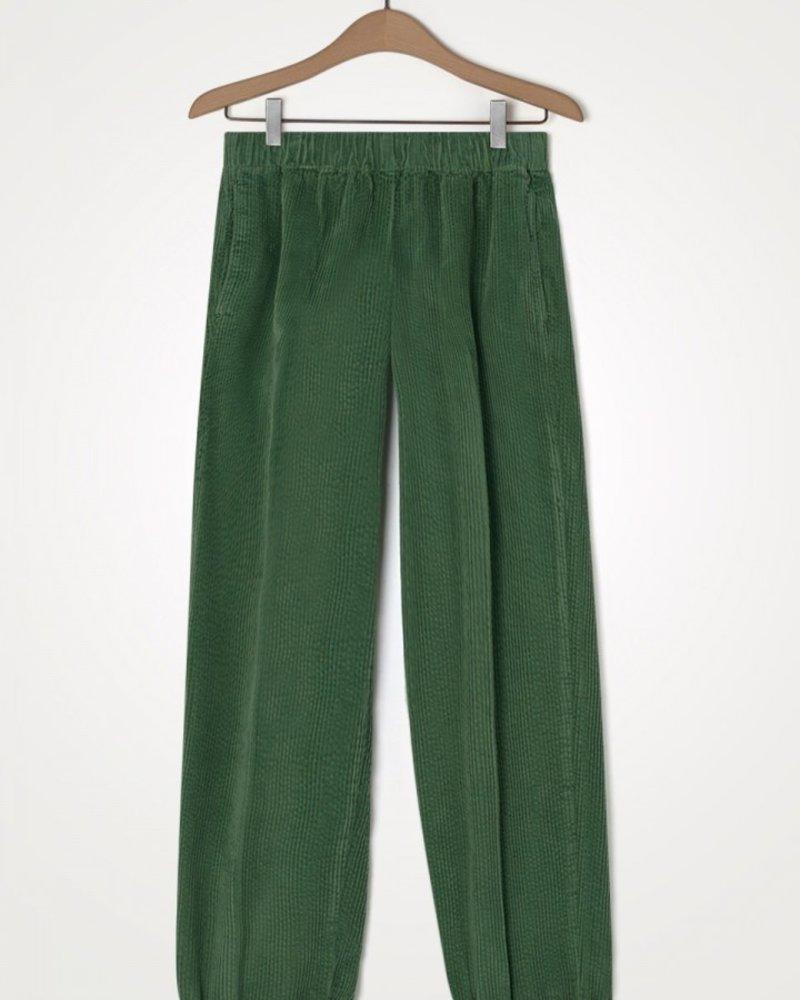 American Vintage Pantalon Carotte Mojito