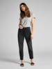 Lee Jeans Carol Cropped Straight Captain Black
