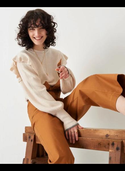 Sessun Knitwear Luz Whitecloud