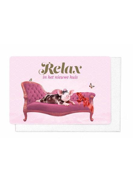 Enfant Terrible V1702 - Relax in het nieuwe huis
