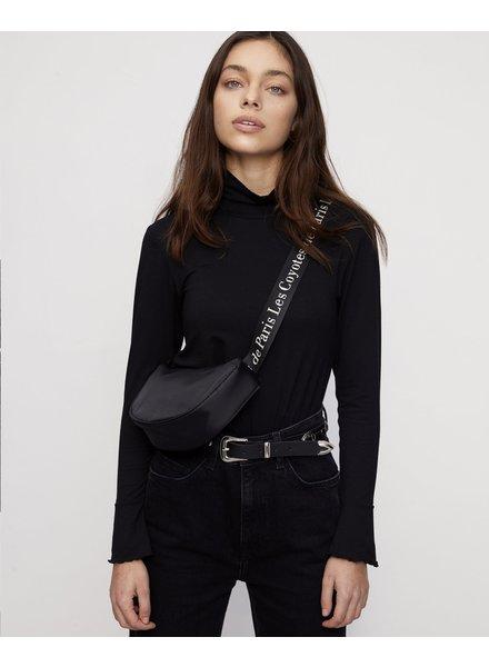 Les Coyotes De Paris Soleil T-shirt Noir