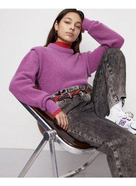 Les Coyotes De Paris Kari Pullover Purple