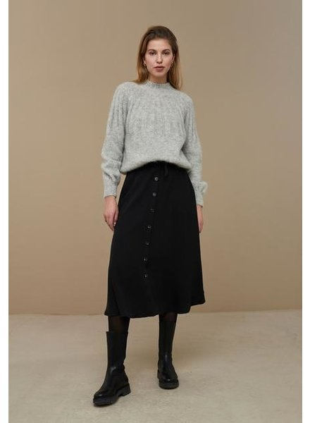 By Bar Zoe Pullover Grey Melee