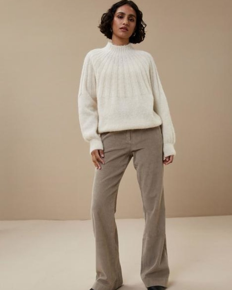 By Bar Zoe Pullover Off White
