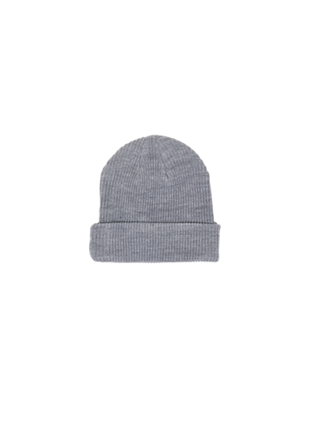 Finger in the nose Carson Beanie Heather Grey