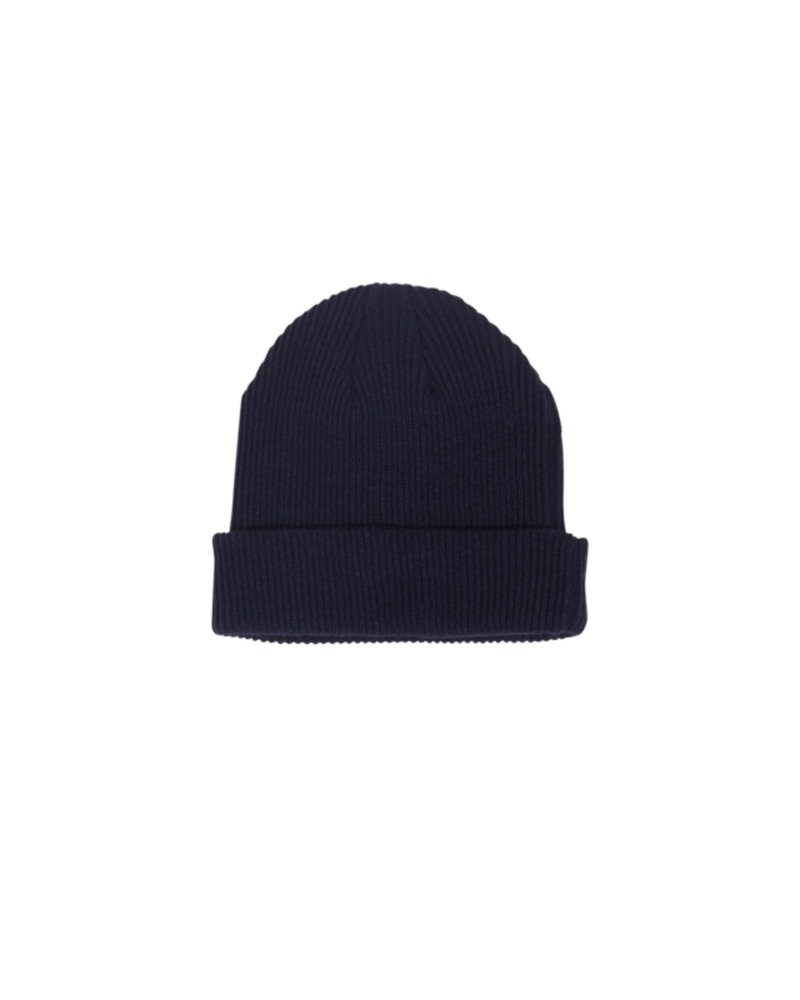 Finger in the nose Carson Beanie Navy