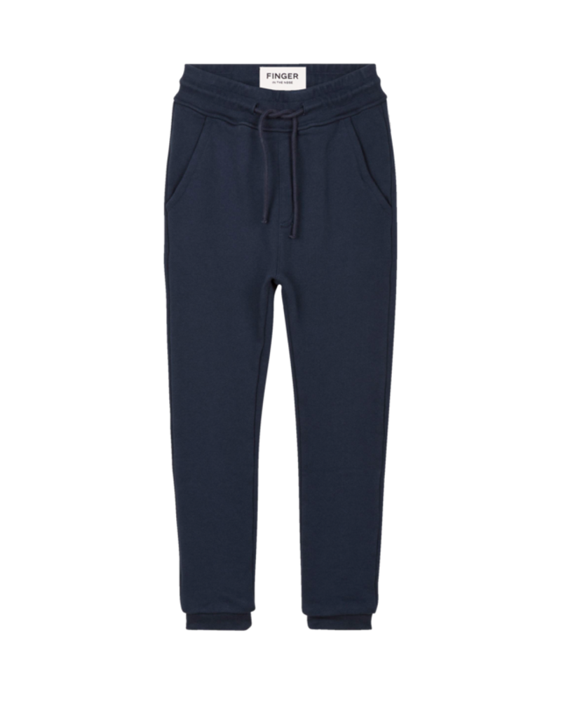 Finger in the nose Sprint Sweatpants Navy