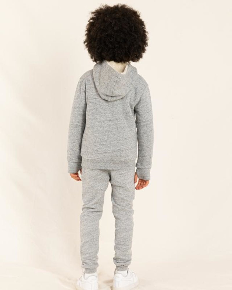 Finger in the nose Sprint Sweatpants Heather Grey