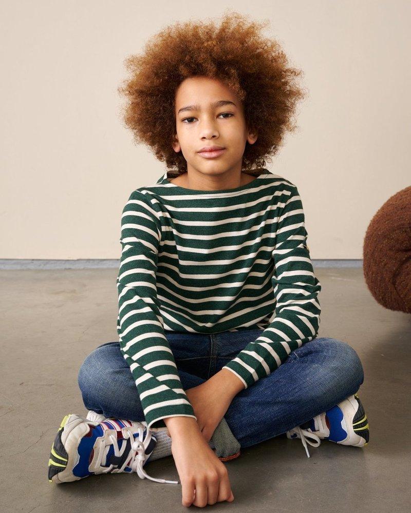 Bellerose T-shirt Abakar Stripe B