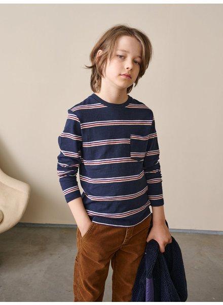 Bellerose T-shirt Maldo12 Stripe A