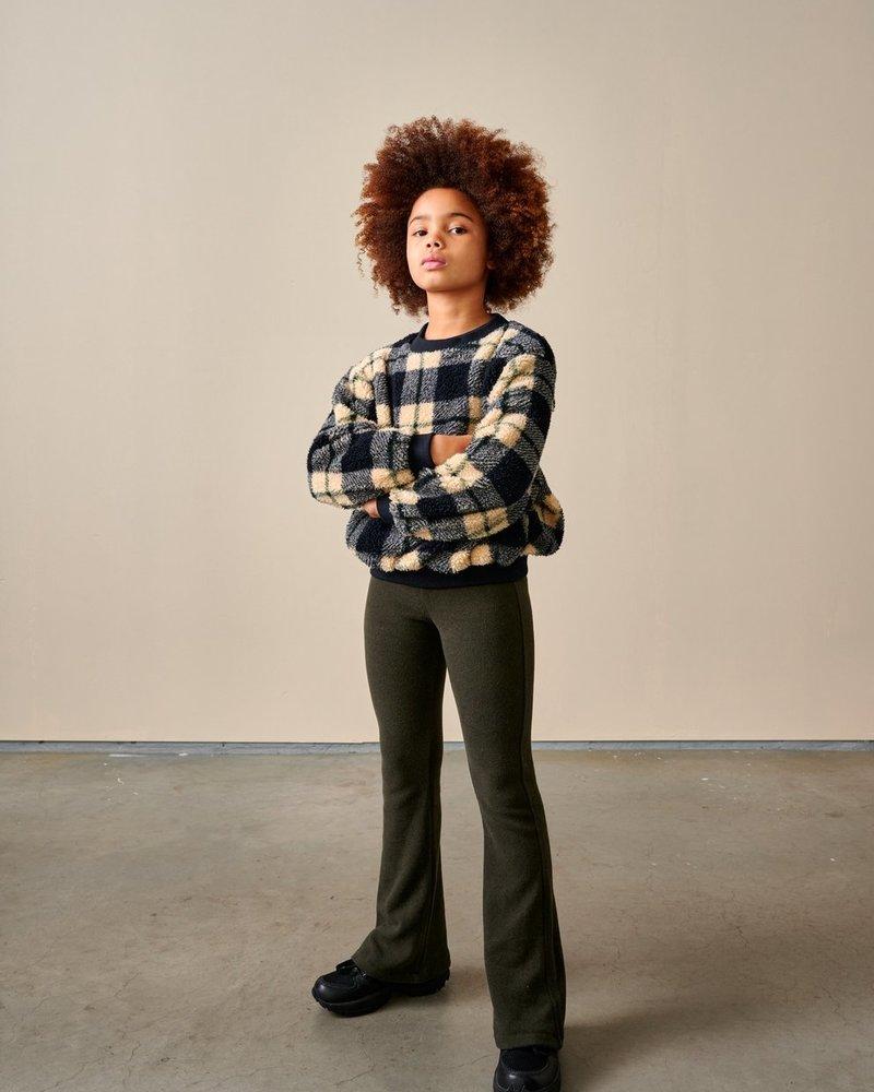 Bellerose Sweatshirt Adela Check A