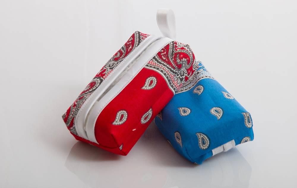 glatt suche nach neuestem schönes Design Glarner Taschentuch-Etui - glarner-shop.ch