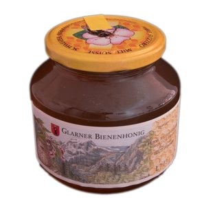 Glarner-Bienenhonig 1000g