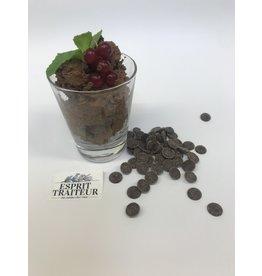 Verrine mousse chocolat