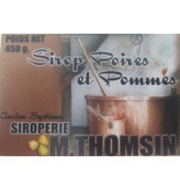 Sauce liégeoise maison aux raisins et sirop Thomsin  1/2 litre