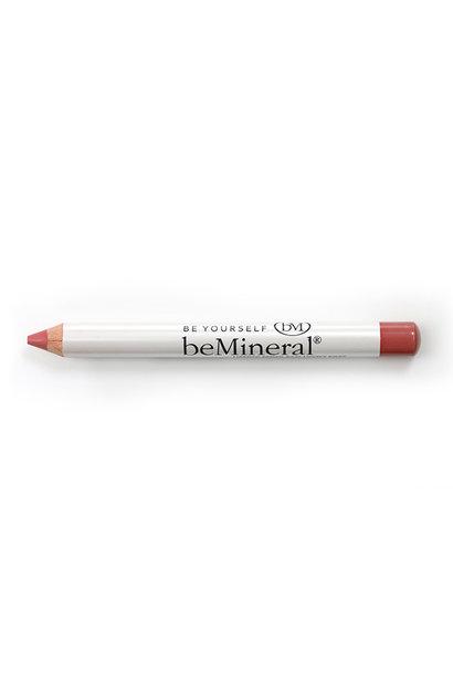 beMineral Lipstick Jumbo Pencil - LOVELY ROSY (VEGAN)