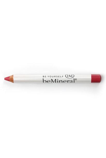 bM Lipstick Jumbo Pencil - CHERRY BLUSH (VEGAN)