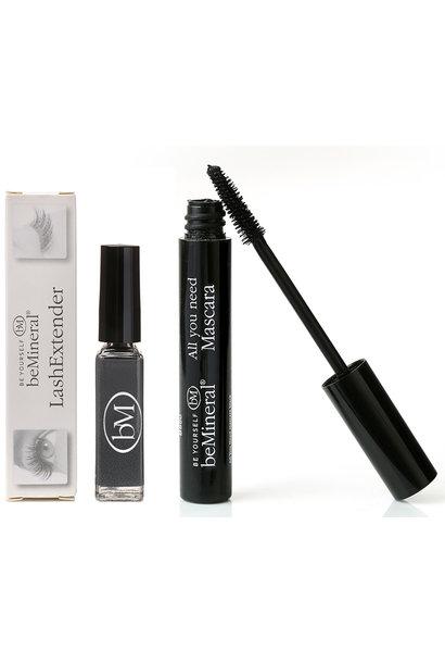 bM Eyecatch Deal #1 Bm All you need Mascara + bM LashExtender