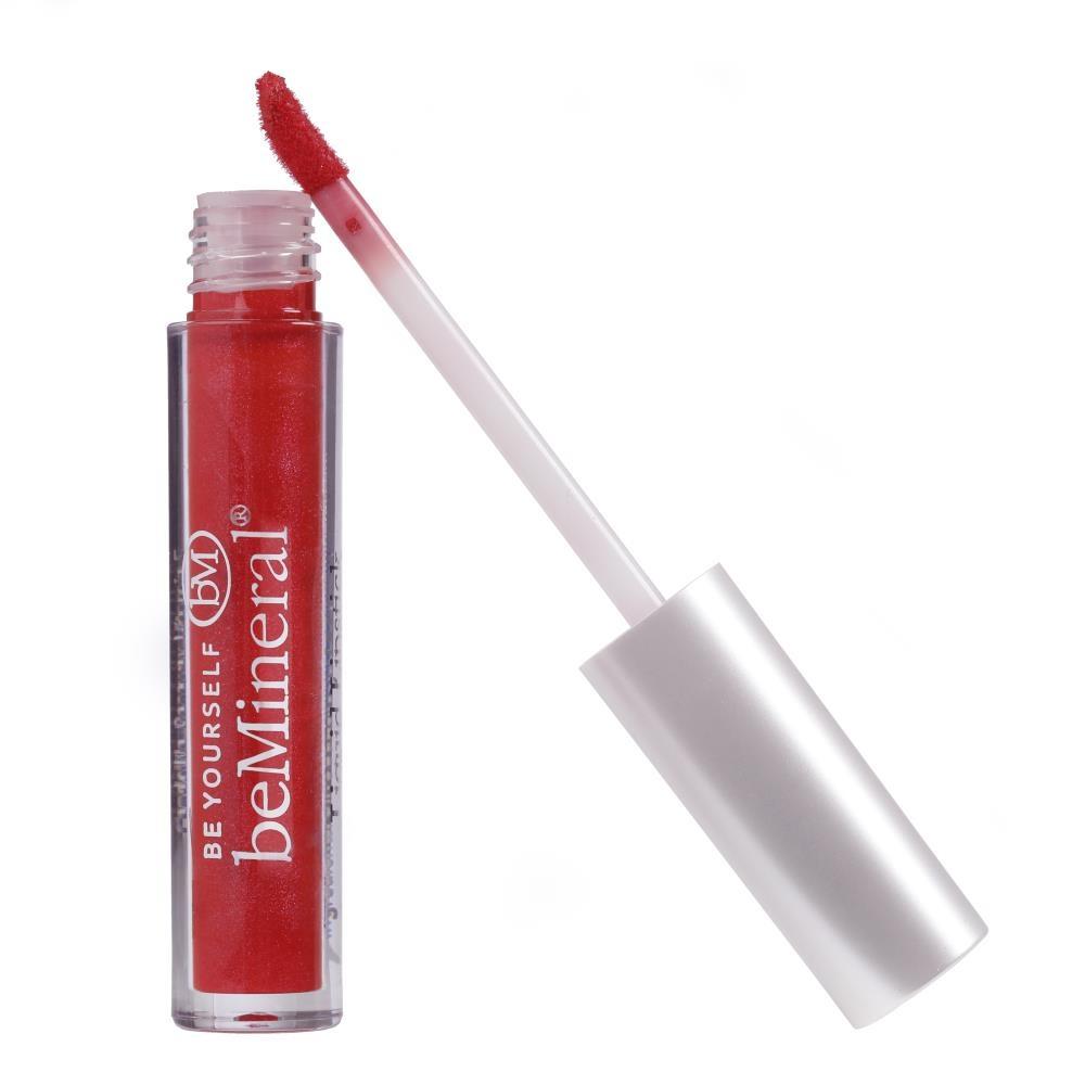 beMineral Liquid Lipstick - MANGO LUSH-1